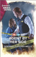 Colton 911  Agent By Her Side