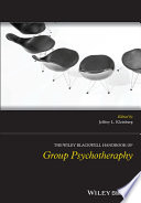 The Wiley Blackwell Handbook of Group Psychotherapy Book