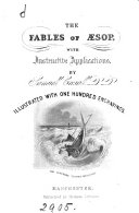Pdf The fables of Æsop; with instructive applications: by S. Croxall