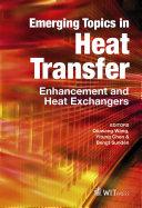 Emerging Topics in Heat Transfer