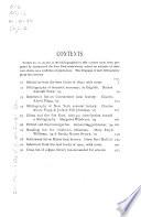 Bibliography Bulletin