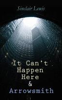 It Can t Happen Here   Arrowsmith Book