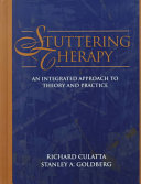 Stuttering Therapy