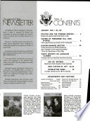 Department Of State News Letter
