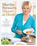 Martha Stewart s Dinner at Home