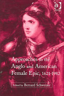 Approaches to the Anglo and American Female Epic, 1621-1982 ebook