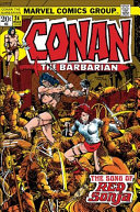 Conan the Barbarian Epic Collection  the Original Marvel Years   Hawks from the Sea