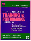 The 1996 McGraw Hill Training and Development Sourcebook