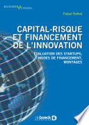 Capital-risque et financement de l'innovation