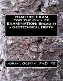 Practice Exam for the Civil Pe Exam
