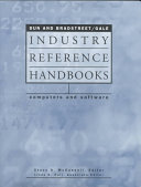 Dun And Bradstreet Gale Industry Reference Handbooks Computers And Software