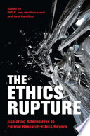 The Ethics Rupture Book