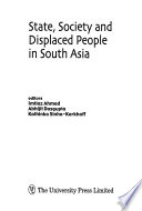 State, society, and displaced people in South Asia