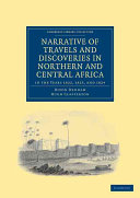 Narrative of Travels and Discoveries in Northern and Central Africa, in the Years 1822, 1823, and 1824