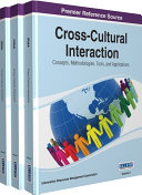 Cross-Cultural Interaction: Concepts, Methodologies, Tools, and Applications