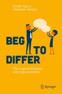 Beg to Differ Pdf/ePub eBook