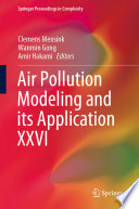 Air Pollution Modeling And Its Application XXVI