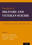 Handbook of Military and Veteran Suicide