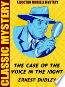The Case of the Voice in the Night Book