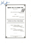 Appellate Term of the Supreme Court