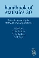 Handbook of Statistics