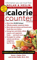 The Calorie Counter  5th Edition