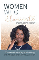 Women Who Illuminate  Dr  Angela Williamson Book