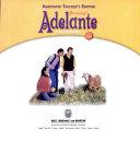 Ate Adelante  Holt Spanish  LV 1a 2003
