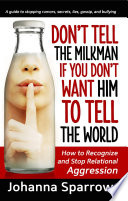 Don t Tell the Milkman If you Don t Want Him Tell Tell The World