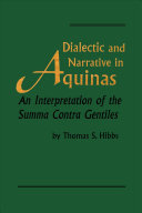 Dialectic and Narrative in Aquinas