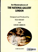 Art Masterpieces of the National Gallery  London