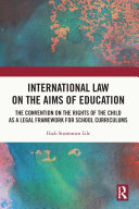 International Law on the Aims of Education