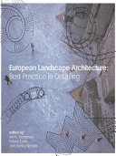 European Landscape Architecture