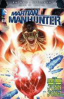 Martian Manhunter  2015    10