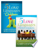 The 5 Love Languages of Children/The 5 Love Languages of Teenagers Set Pdf/ePub eBook