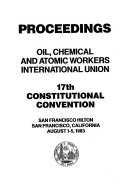 Proceedings Of The Constitutional Convention