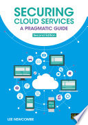 Securing Cloud Services Book PDF