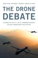 The Drone Debate Pdf/ePub eBook
