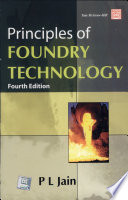 Principles of Foundry Technology Book