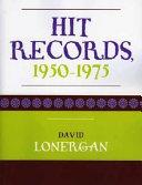 Hit Records  1950 1975