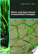 Water And Agricultural Sustainability Strategies Book PDF