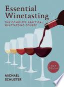 Essential Winetasting Book