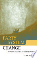 Party System Change
