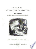 German Popular Stories