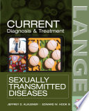 CURRENT Diagnosis   Treatment of Sexually Transmitted Diseases Book