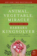 Animal  Vegetable  Miracle Book