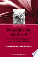 Notes for the MRCGP