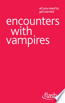 Encounters with Vampires  Flash