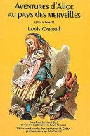 Aventures d'Alice au Pays des Merveilles ebook