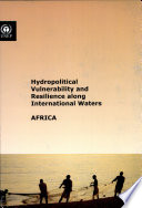 Hydropolitical Vulnerability And Resilience Along International Waters Book PDF